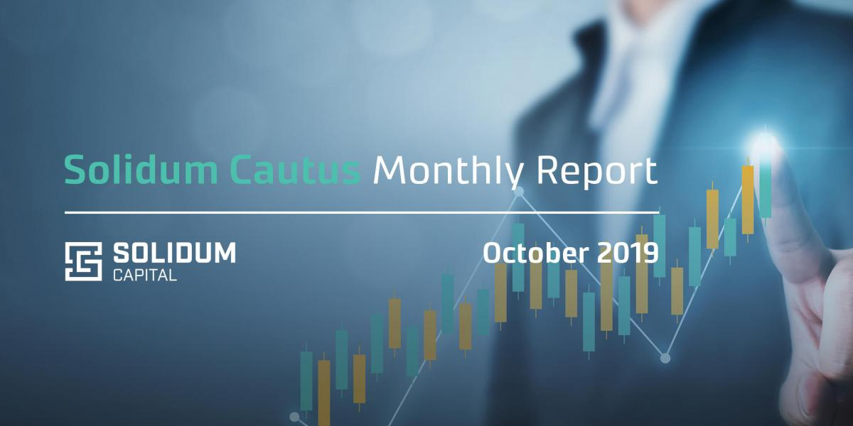 SOCT Monthly Report Cover