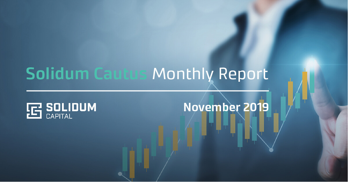 SOCT Monthly Report Cover (Nov 2019)